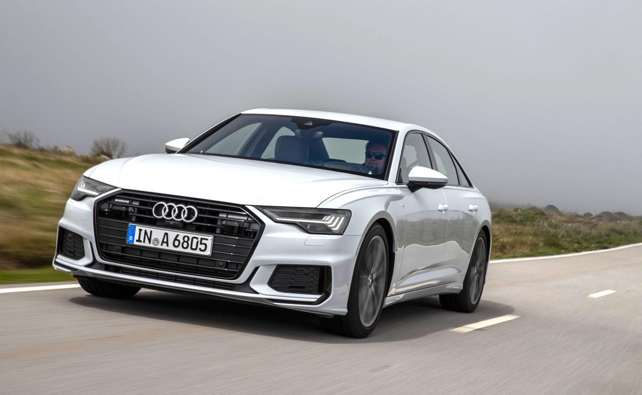 0a79477fb47 Nuevo Audi A6: la revolución oculta | Actualidad | Motor EL PAÍS
