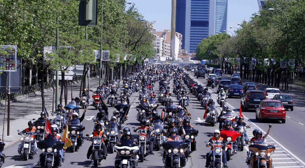 Si te gustan las Harley tienes una cita en Madrid