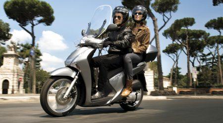 Estas son las cinco motos más robadas en España