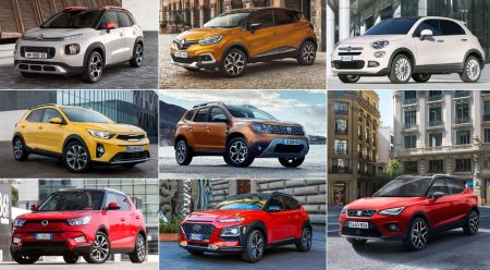 Los ocho SUV que puedes comprar desde 5 euros al día