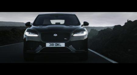 El rugido de los 550 CV del Jaguar F-Pace SVR
