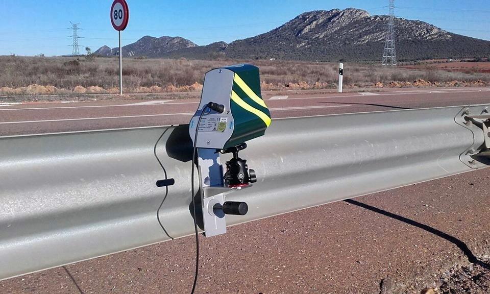 mini radares DGT