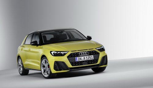 Las fotos del nuevo Audi A1