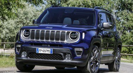 El Jeep Renegade refresca su estética con toques urbanos