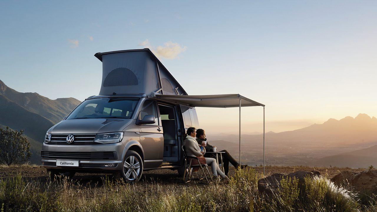 furgoneta camper Volkswagen California