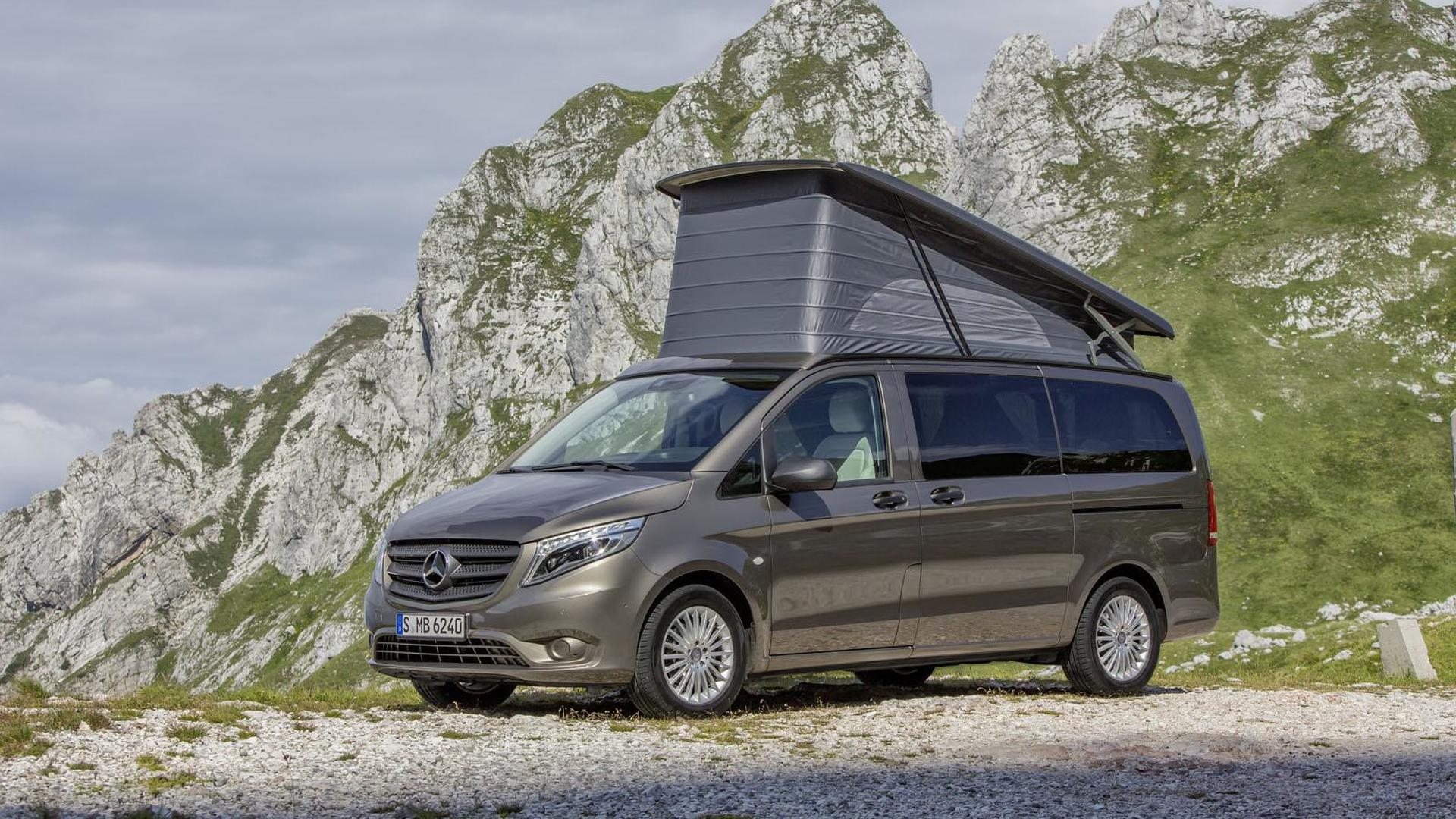 Furgoneta camper Mercedes Marco Polo