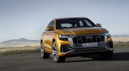 Audi Q8: un gran SUV de aspecto imponente y aspiraciones deportivas