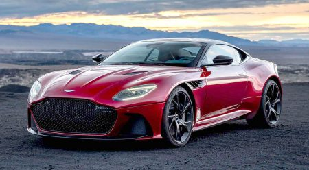 Aston Martin DBS Superleggera: diseño agresivo, mucha garra y 725 CV