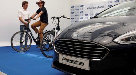 Ford impulsa la convivencia entre conductores y ciclistas