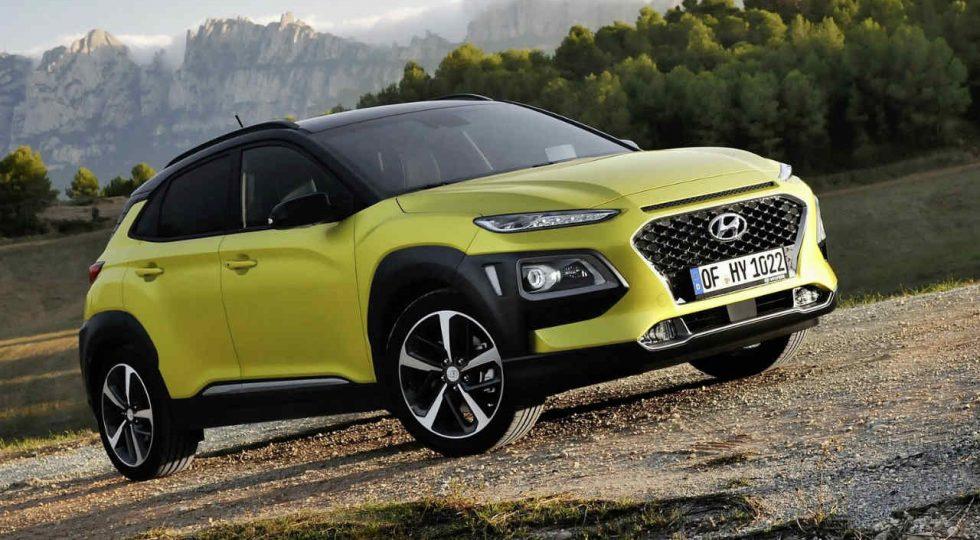 Hyundai Kona: desde 13.990 euros