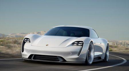 Porsche Taycan: los detalles del primer eléctrico de la marca