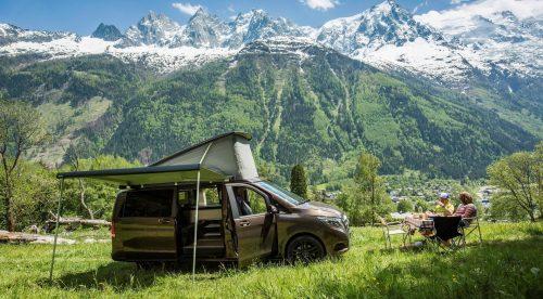 Las 5 mejores furgonetas camper para viajar en verano