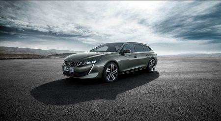 Peugeot 508 SW: dinamismo en formato familiar