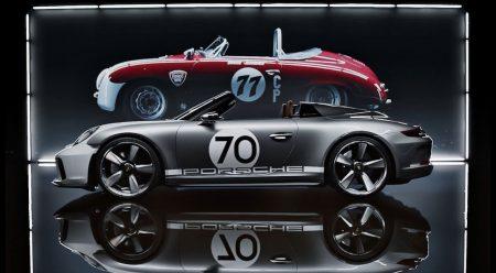 Porsche 911 Speedster Concept: ¿un anticipo de lo que está por venir?