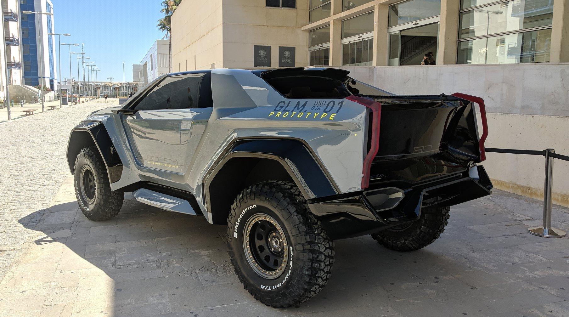 SUV Golem