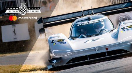 El Volkswagen I.D. R consigue el récord eléctrico de Goodwood