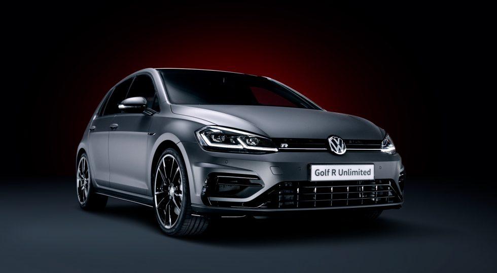 Volkswagen Golf R Unlimited