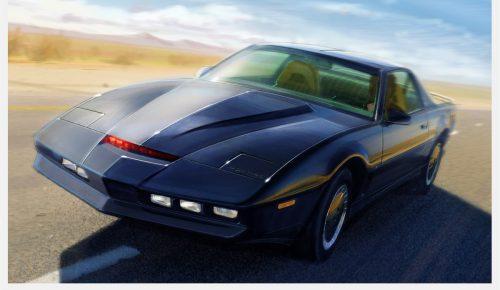 Los 7 coches más legendarios de la televisión