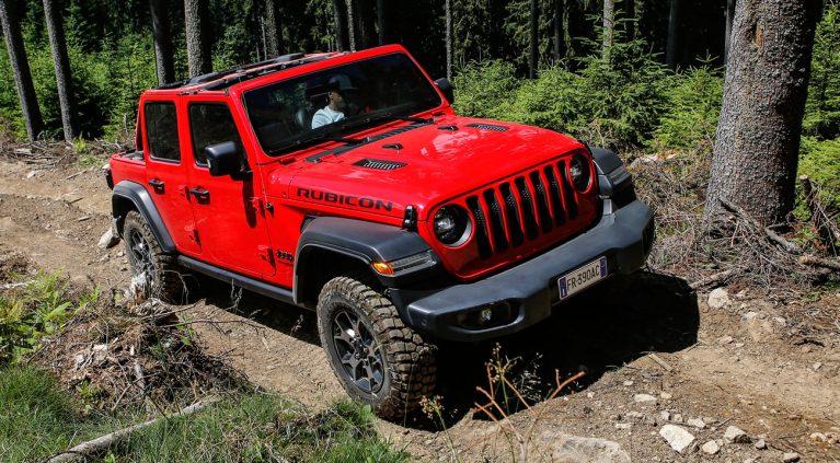 Las imágenes del nuevo Jeep Wrangler