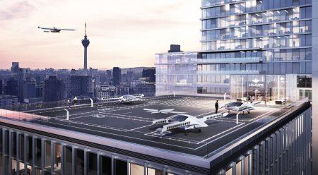La movilidad en 2025: tu coche avanzará por tierra, aire… y agua