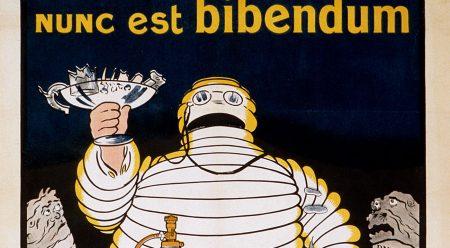 La alucinante historia de Bibendum, el muñeco de Michelin