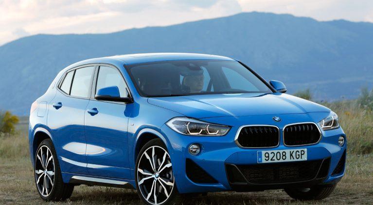 Comparativa: BMW X2, DS 7 Crossback, Volvo XC40 y Jaguar E-Pace