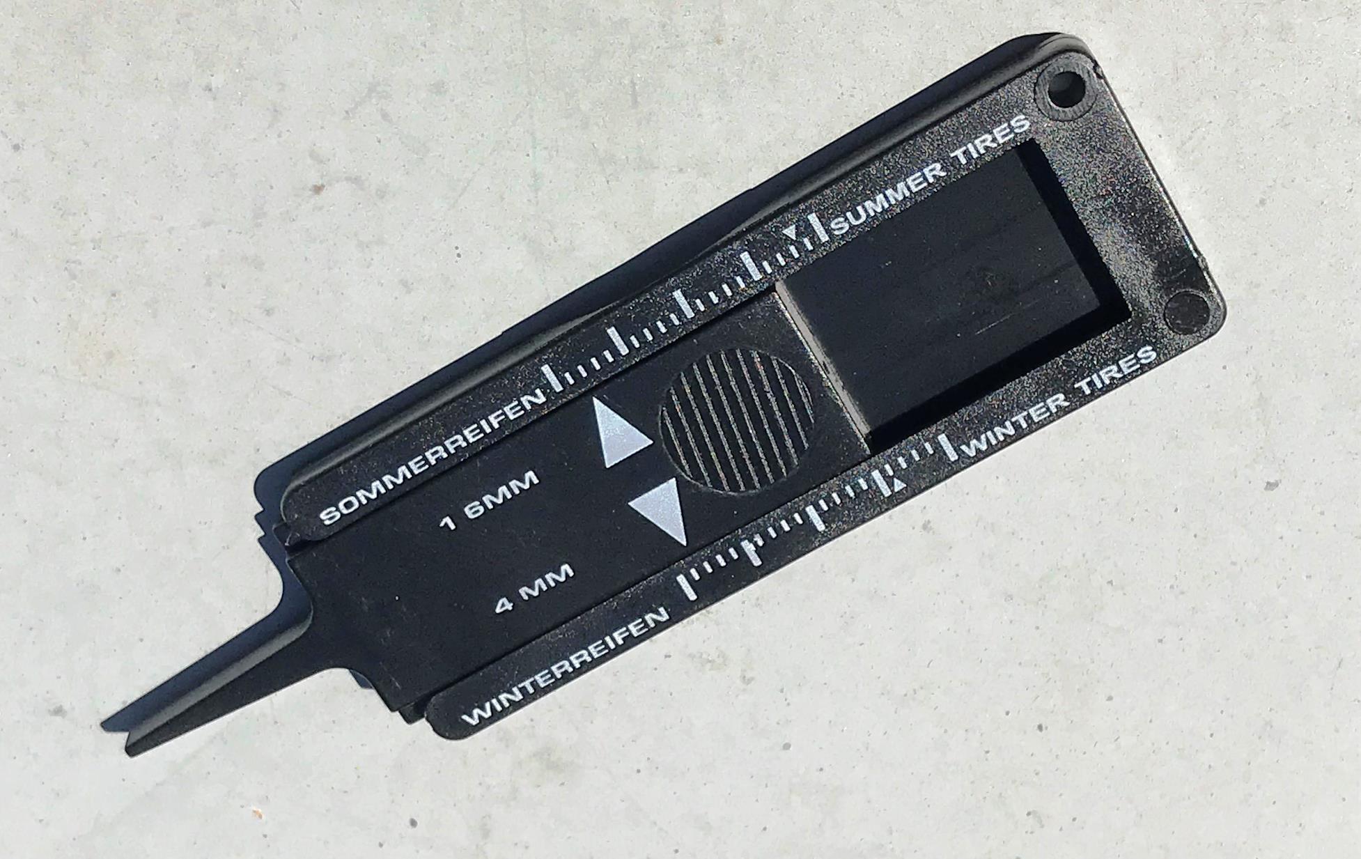 Profundimetro