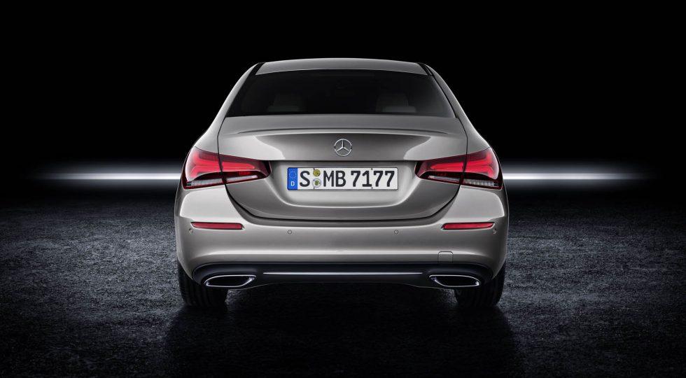 Mercedes Clase A sedán