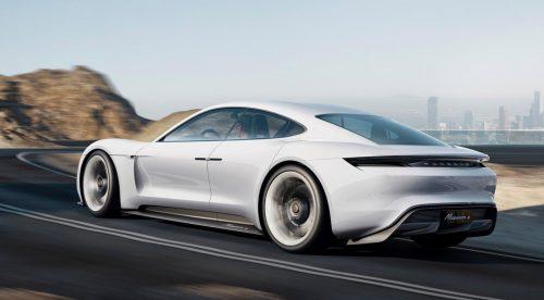 Porsche Taycan: el eléctrico llega en 2019 con más de 600 CV