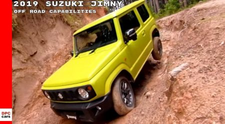 El Suzuki Jimny puede con todo fuera de la pista