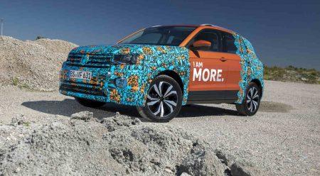 Volkswagen T-Cross: el SUV que llega para reinar entre los pequeños