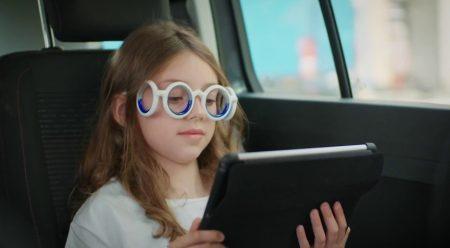 Seetroën, las gafas con las que dejarás de marearte en el coche