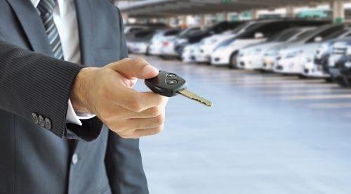 ¿Cuándo tiene derecho un conductor al coche de sustitución?