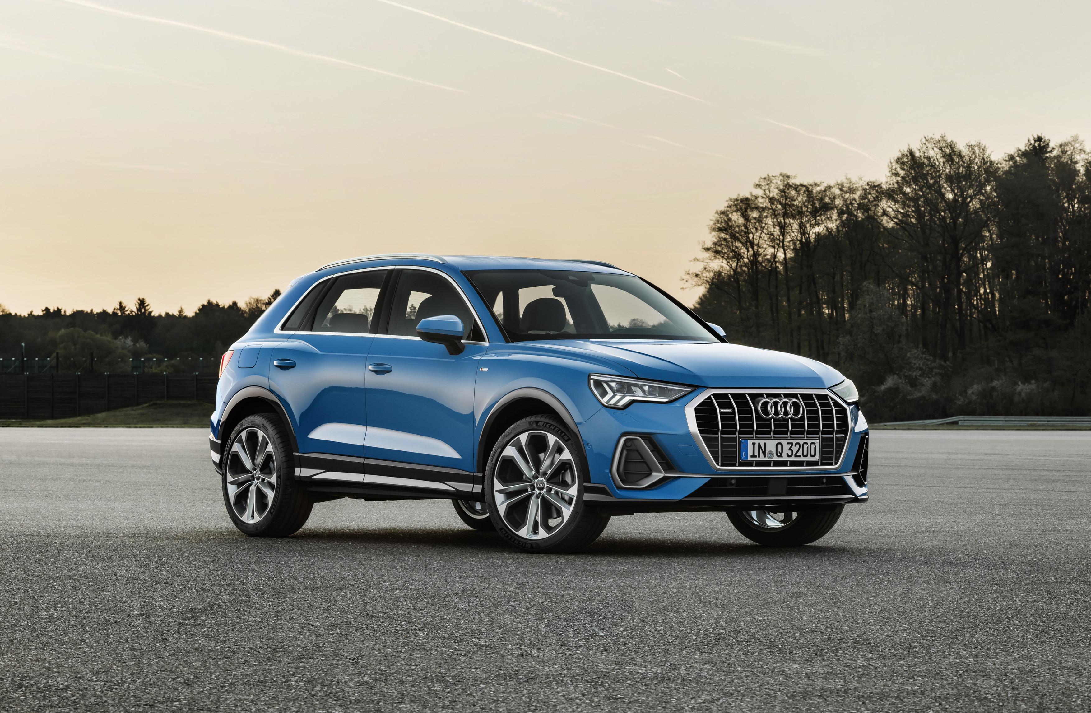 La exquisita contundencia del Audi Q3 2019