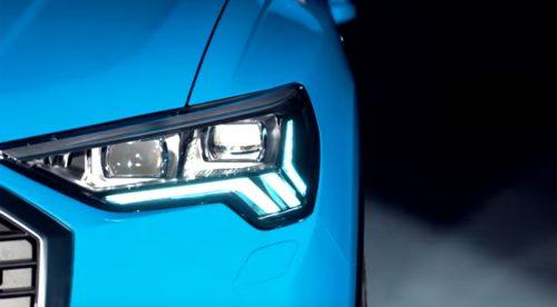 Primer adelanto del nuevo Audi Q3