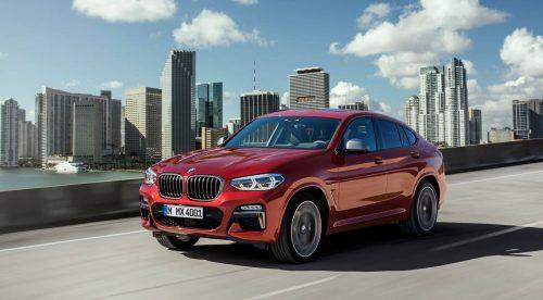La evolución perfeccionista del BMW X4