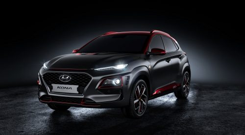 El Hyundai Kona se viste de Iron Man