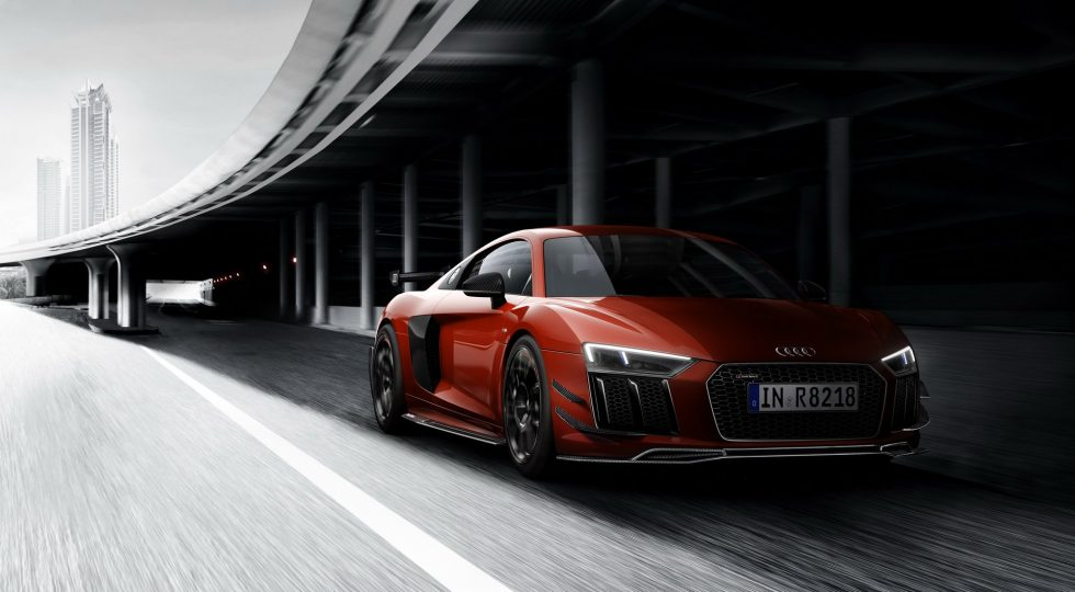 Audi R8 V10 Plus Performance Parts Edition