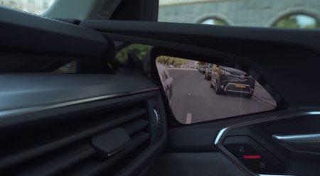 Este es el futuro: así funcionan los retrovisores virtuales del Audi E-Tron