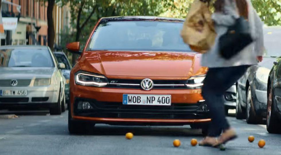 Un anuncio del Volkswagen Polo, retirado por incitar a la conducción temeraria