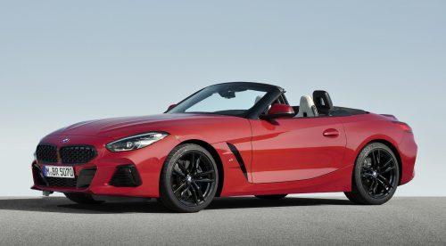 BMW Z4: el regreso del gran descapotable alemán