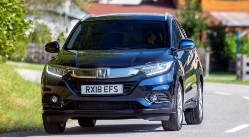 El Honda HR-V también renuncia al diésel