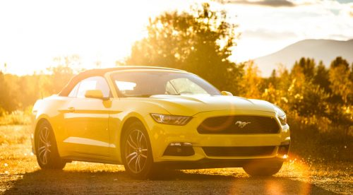 Mustang: la historia secreta del gran deportivo americano