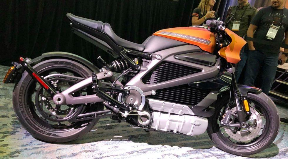 Harley eléctrica