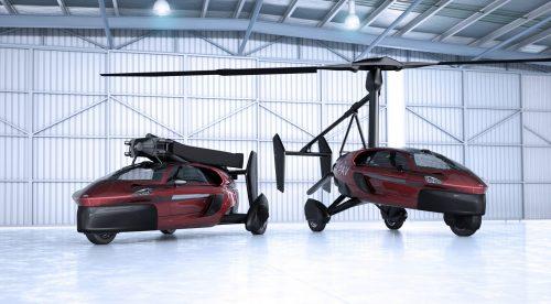 Ya se puede comprar en España el primer coche volador