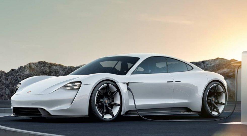 Ya se puede reservar el Porsche Taycan (sin conocer el precio)