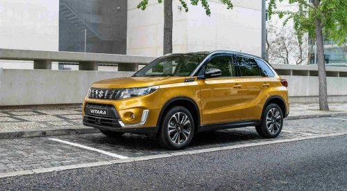 El Suzuki Vitara se actualiza y ahora es más tecnológico