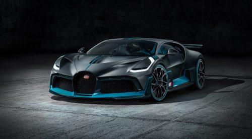 Bugatti Divo: el coche de los 5 millones de euros