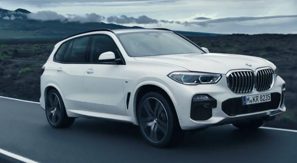 El nuevo BMW X5 ha empezado a rodar