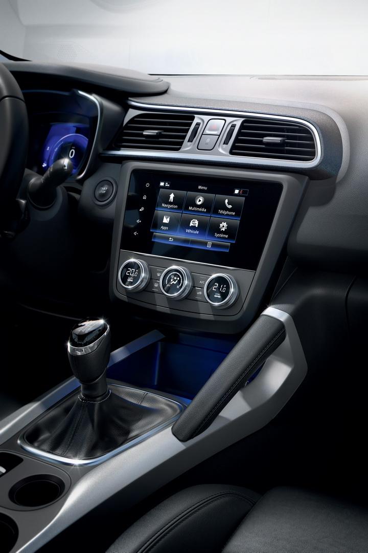 El Renault Kadjar se actualiza con motores más potentes y eficientes